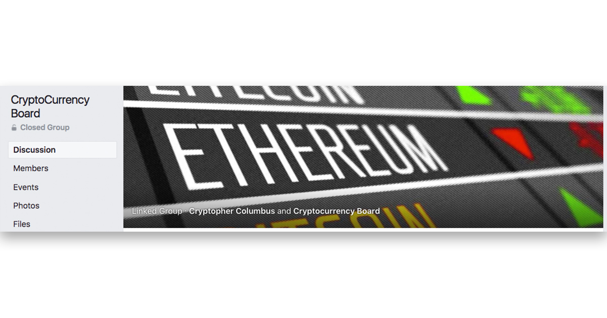 Cryptocurrency Board